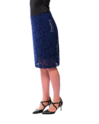 Lace Straight Skirt $79