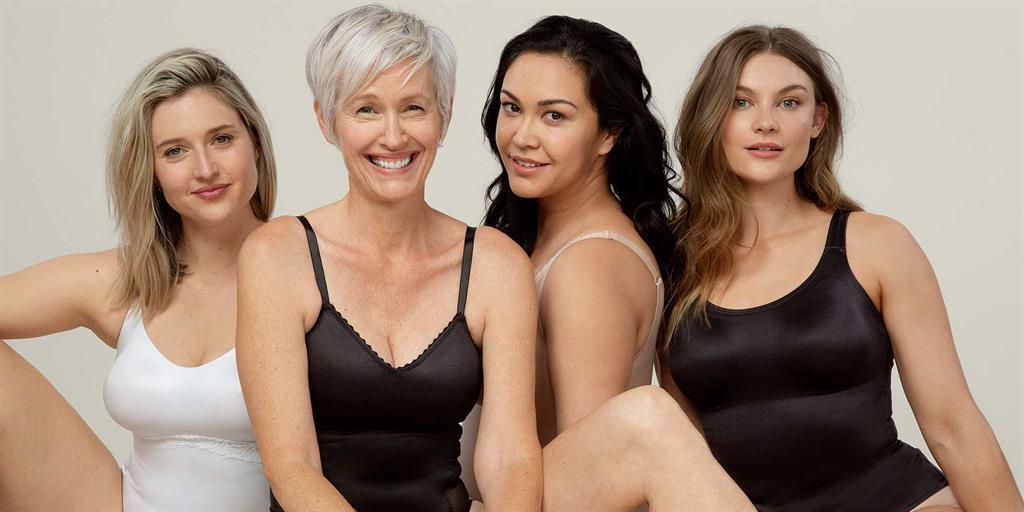 Women wearing Camis
